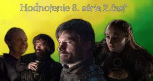 [VIDEO] Rozbor druhej časti 8. série Game of Thrones