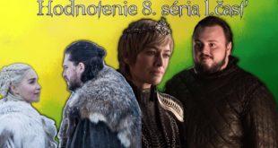 Video recenzia a rozbor prvej časti 8. série Game of Thrones