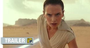Odhalenie prvého traileru filmu Star Wars Episode IX a jeho titulu