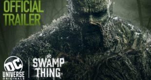 Seriál Swamp Thing sa pripomína tesne pred premiérou novým trailerom