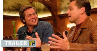 Nový trailer na film od Quentina Tarantina s Bradom Pittom a Leonardom DiCapriom