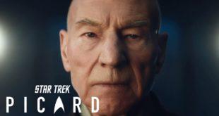Teaser trailer na seriál Star Trek: Picard