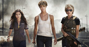 Sarah Connorová sa vracia v traileri na film Terminator: Dark Fate