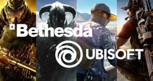 E3 2019: Bethesda a Ubisoft konferencia