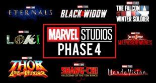 Marvel odhalil plán pre 4.fázu MCU!