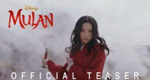 Prvý trailer na hranú verziu Mulan