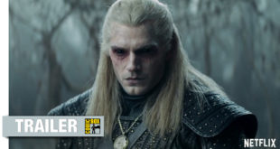 Henry Cavill ako Witcher v prvom traileri
