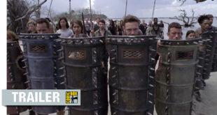 Seriál The Walking Dead približuje 10.sériu v novom traileri