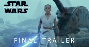 Posledný trailer na Star Wars: Rise of Skywalker