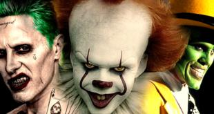 Pennywise, Joker a Maska v jednom filme?