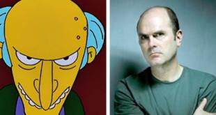 Charles Burns – Génius, ktorý je možno predlohou pána Burnsa