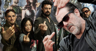 Jeffrey Dean Morgan v The Boys?