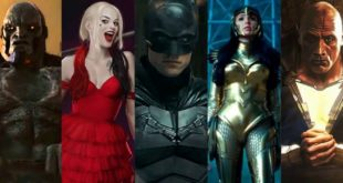 Nové trailery na Batmana, Wonder Woman 1984, The Suicide Squad a Justice League